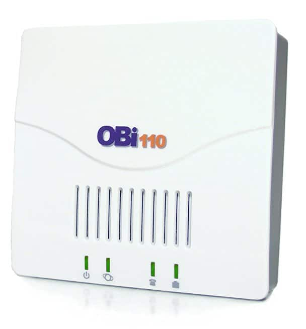 PSA: Those with Obi100/110 SIP adapter for phone service and experiencing problems, please read as you have 2 choices to get your phone service working again