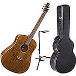Seagull Maritime SWS High Gloss QI Acoustic-Electric Guitar, $321.13