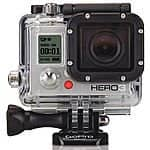 GoPro HERO3 White Edition Camera Manufacturer Refurbished - $144.99 on GoPro via eBay