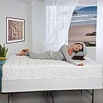 "Spa Sensation 10"" Hybrid Memory Foam and Spring Mattress Queen $219.00 FS"