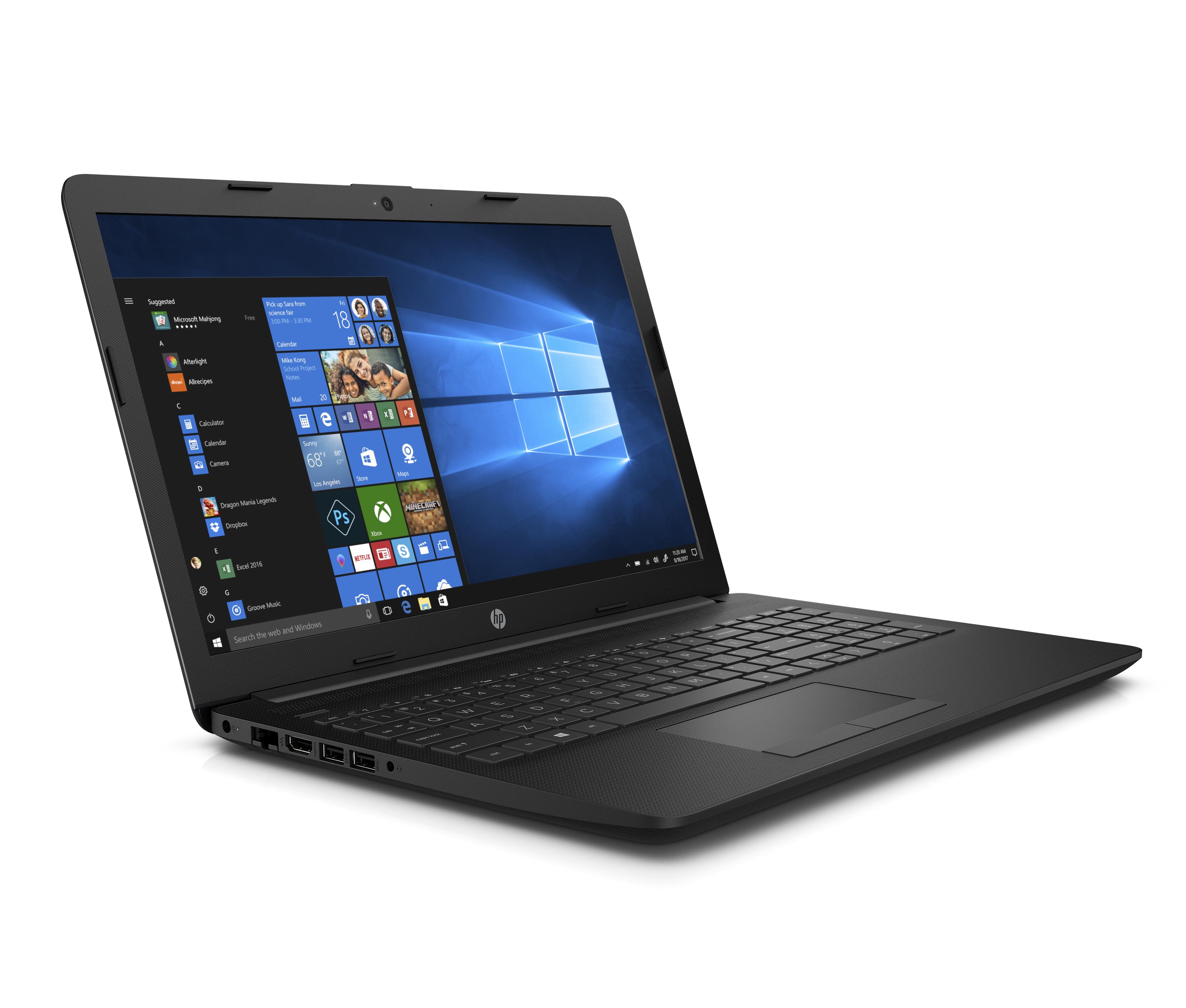 FREE SHIPPING - HP 15 Laptop 15 6 inch (non ips), AMD Ryzen 5 2500U