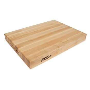 "John Boos Maple cutting board  24"" X 18"" X 2.25"" $69.99"