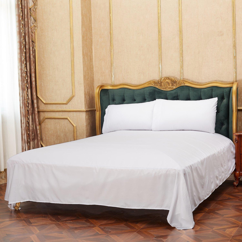 SEPOVEDA Brushed Microfiber Bed Sheet Set (4PCS Bed Sheets +2 standard pillowcases)Starts at 11.39 AC @Amazon