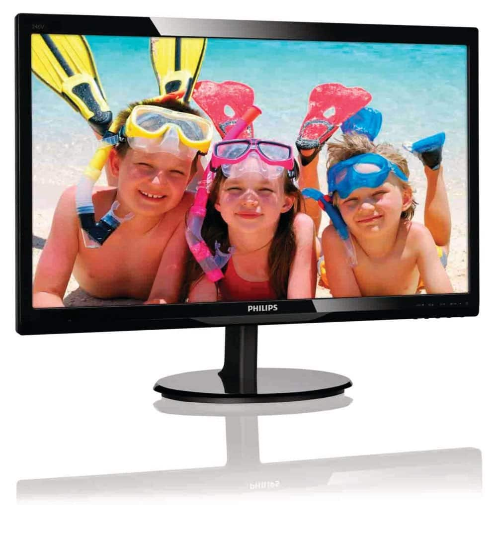 Philips 24″ Full HD Monitor Now $69.99 Shipped After $50 Price Drop!