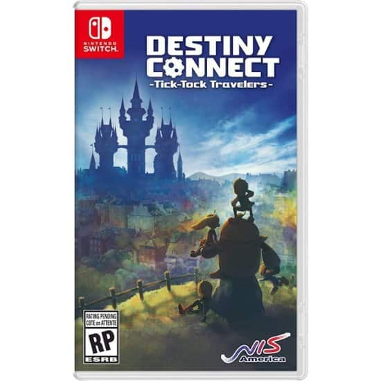 Destiny Connect: Tick-Tock Travelers Time Capsule Edition - Nintendo Switch - $20.99 Clearance