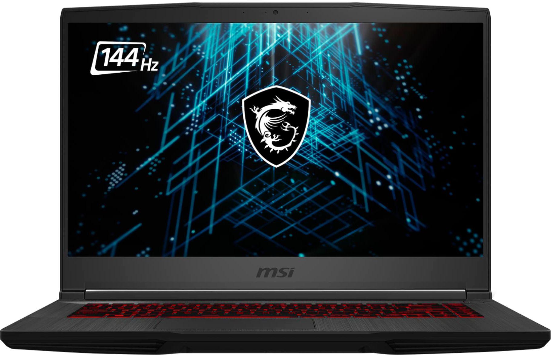 MSI GF65 - i5 10500H, RTX3060, 512GB SSD, 8GB DDR4, 1080P 144Hz $999.99 at Best Buy $949.99