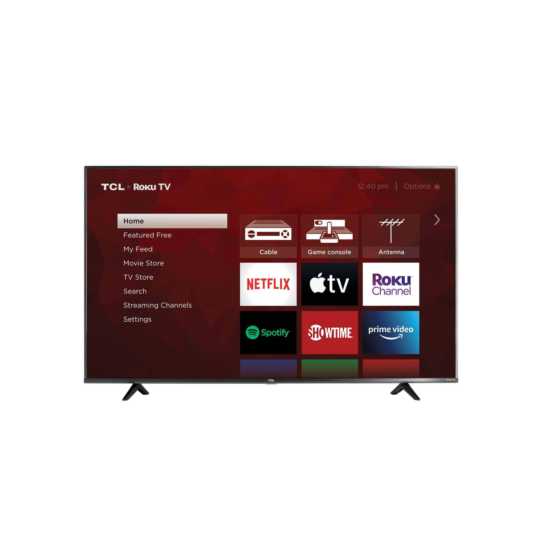 "TCL 43S433 4 Series 43"" LED UHD Roku Smart TV $169.99 - BJs WholeSale Club $169.99"