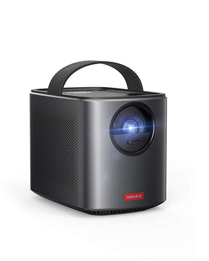 $180 off Nebula Anker Mars II Pro 500 ANSI Lumen Portable Projector 720p $369.99