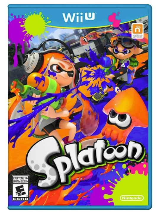 Splatoon Wii U $8  (pre-owned)