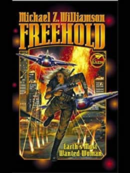 Freehold (Book 1) Kindle Free / Add Audible For $1.99