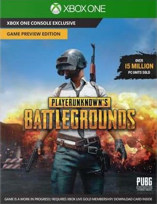 Playerunknown's Battlegrounds Xbox One Code - GamesDeal - $24.99