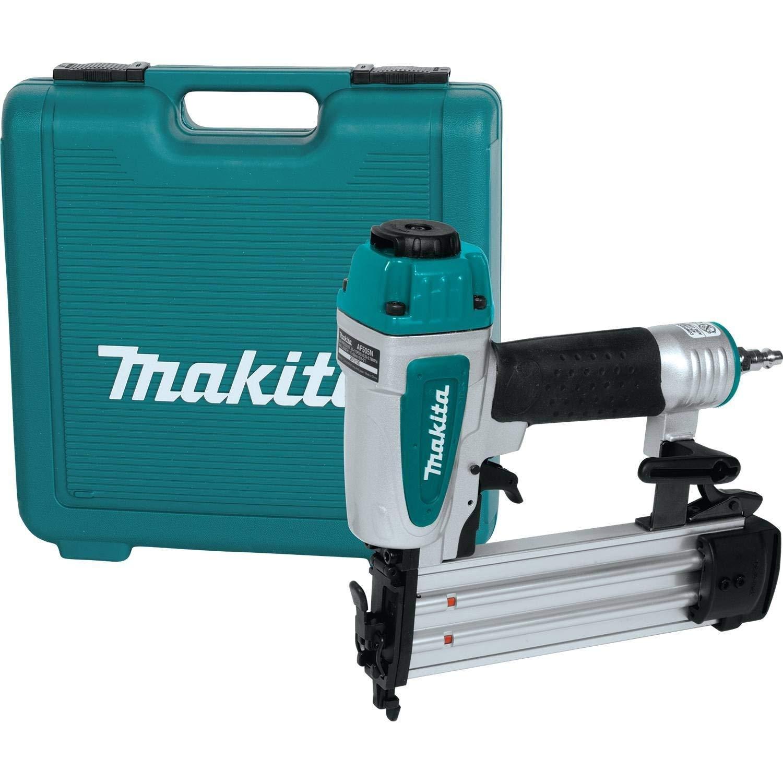 Makita AF505N Brad 18 gauge nailer, Amazon, Home depot $59