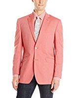Franklin Tailored Mens Linen Sport Coat (Salmon) $23.87 @ Amazon $23.68