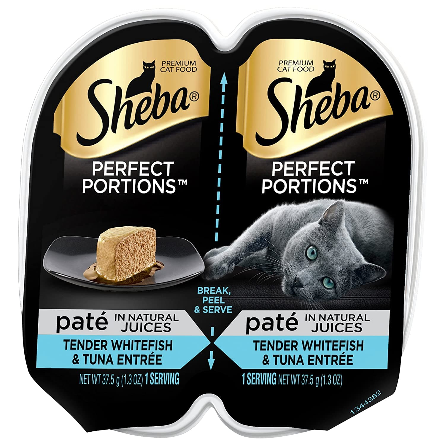 Sheba Whitefish & Tuna 48 servings (24 twin packs) $8.16 +tax after 10% s/s and 50% coupon (YMMV) savings