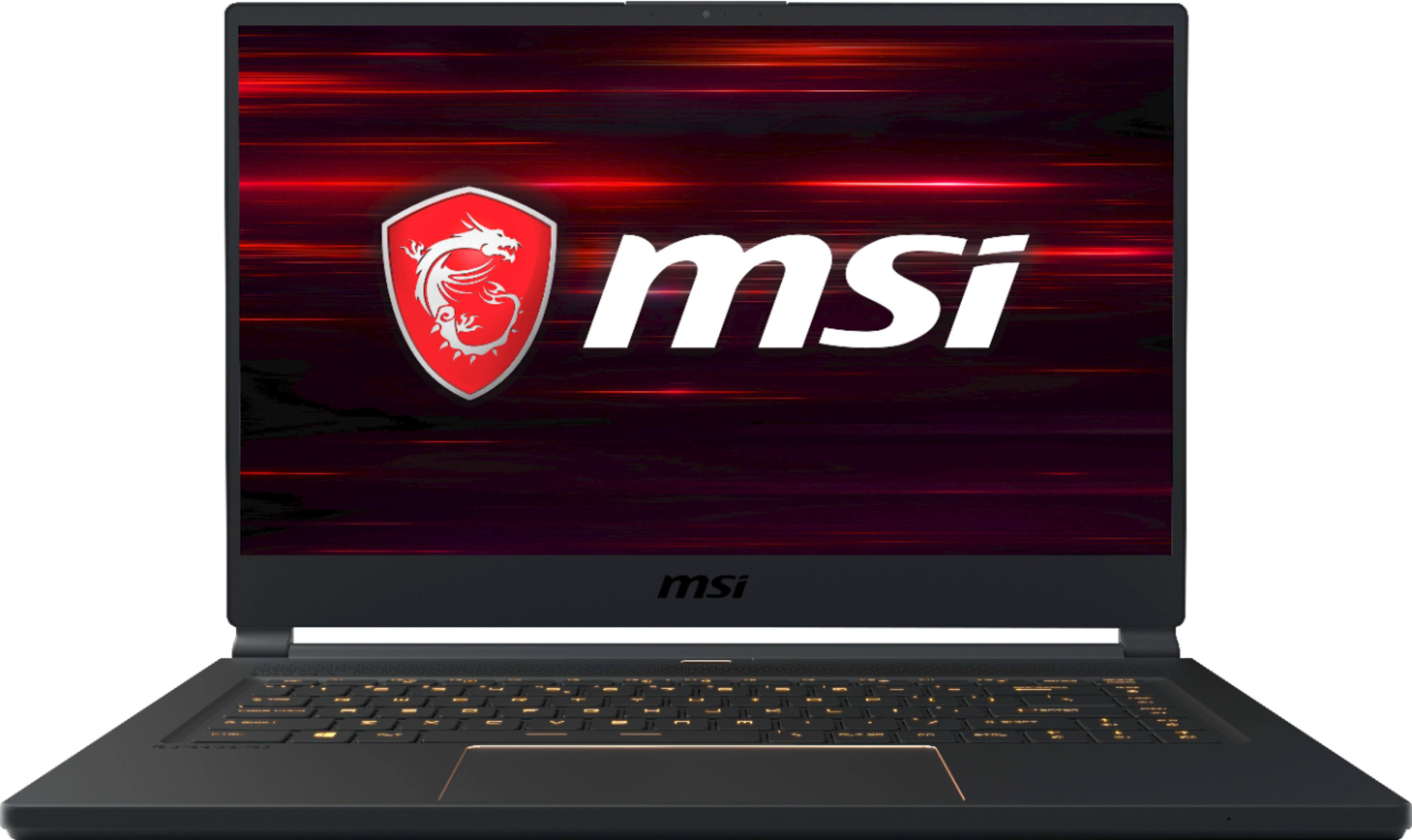 "Best Buy - MSI GS65 - 15"" laptop (i7 9570H, GTX 1660 ti, 16GB, 512GB SSD) $1320"