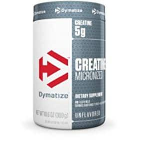Dymatize Micronized Creatine, 1kg 2.2lbs $15.20 + prime or 14.44 with subscribe and save