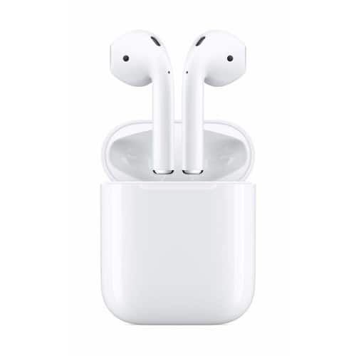 Apple AirPods with Charging Case $139