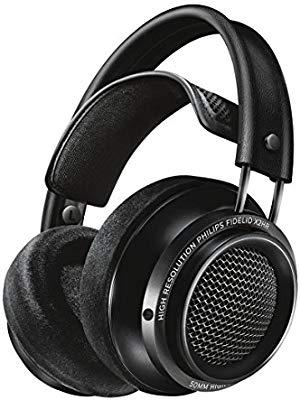 Philips X2HR Fidelio Over Ear Headphone, (Black) $119.90 + Free Shipping