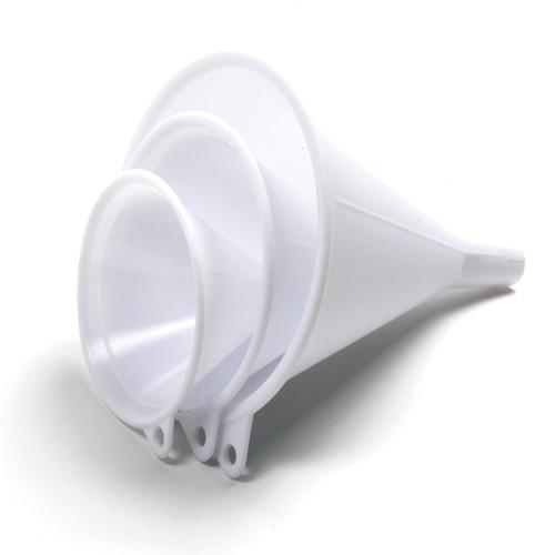 Nopro Plastic Funnel, Set of 3 - Amazon - No Rush $1 Credit $2.2