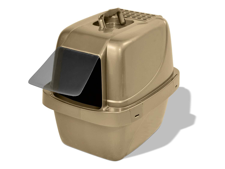 Van Ness Sifting Enclosed Cat Litter Pan $8.99