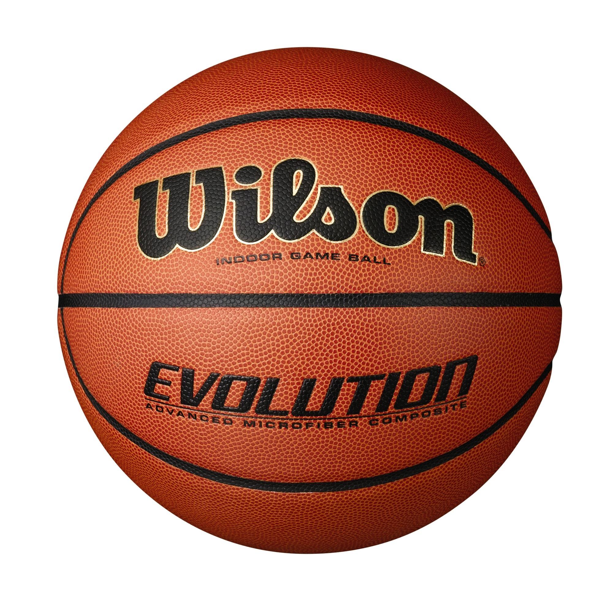 "Wilson Evolution Game Basketball 29.5"" $42.79"