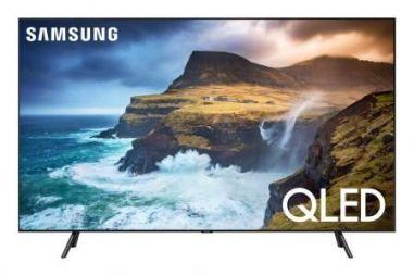 "SAMSUNG QN55Q70RA 55"" SMART 4K ULTRA HIGH DEFINITION QLED TV - $997.99 + $219.34 Reward Dollars"