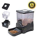 Large Automatic Pet Food Feeder $49.99 with free shipping @eBay