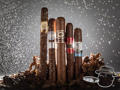 Best Cigar Prices: 90+ Rated All-Star 5-Cigar Combo & Cutter $15/shipped (deal is back!)