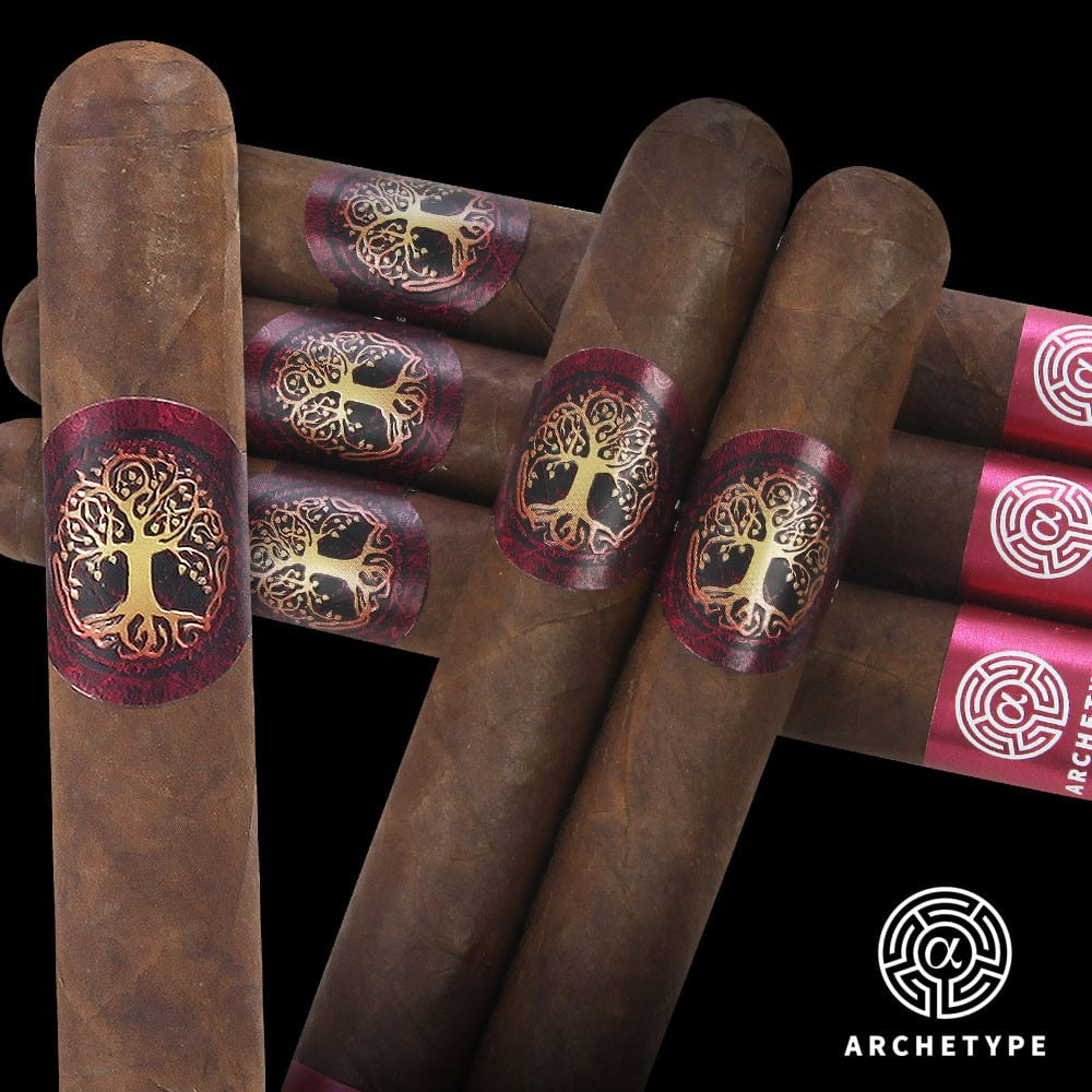 Cigar Page: Archetype Chapter 2 Axis Mundi by Drew Estate (10-pack) $25 Free S/H