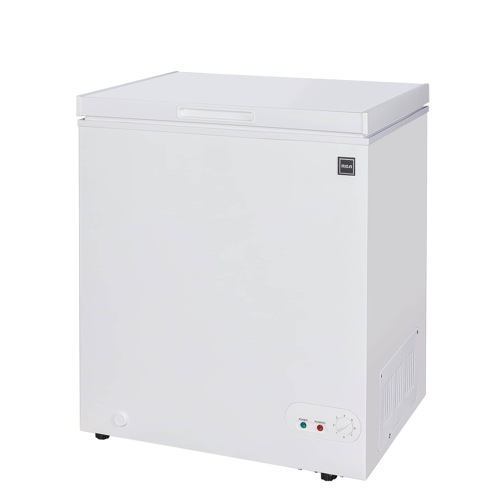 RCA 5.0 Cu. Ft. Chest Freezer RFRF452, White $169 free shipping (2 day) @ walmart