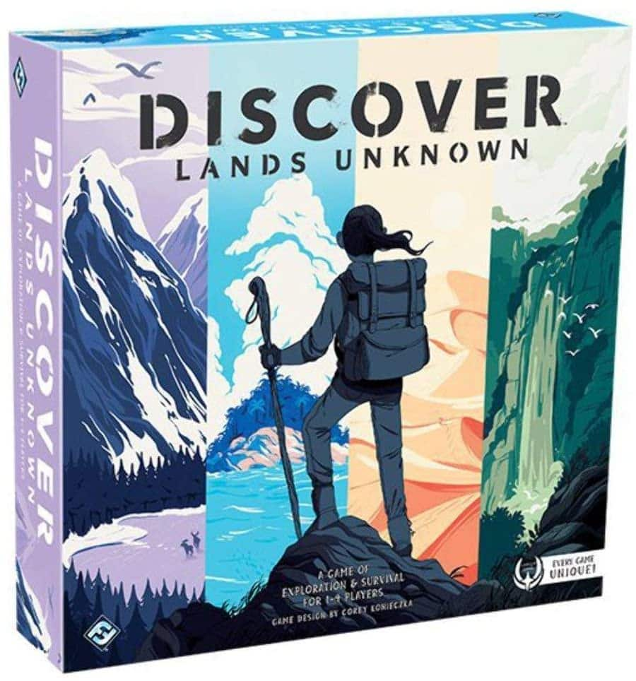Discover: Lands Unknown - Amazon - $10.68