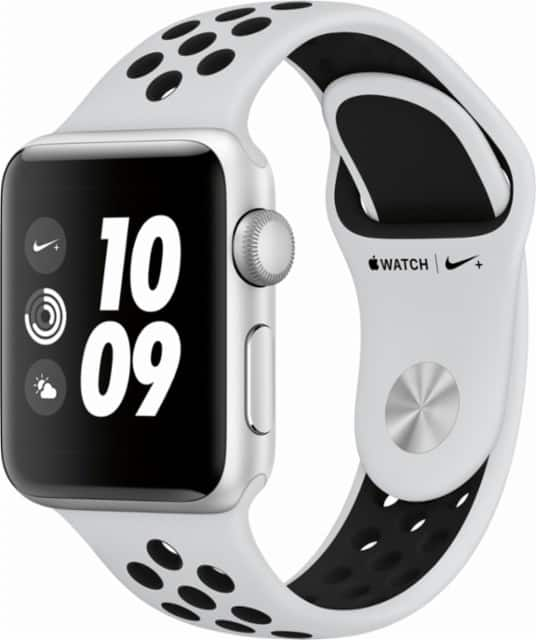 Apple Watch Series 3 Nike+ Best Buy Open Box Excellent $302.99 or 277.99 After Amex $25 off $250