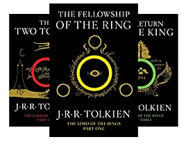 The Lord Of The Rings Trilogy, Kindle Edition, $8.97, Deal Of The Day