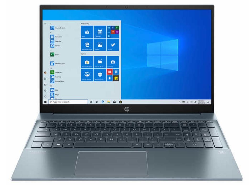 "Costco HP Pavilion 15.6"" Touchscreen Laptop - 11th Gen Intel Core i7-1165G7  16GB RAM 512GB SSD Model 15-eg0073cl $799"