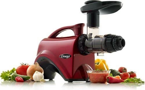 Omega NC800HDR Masticating Juicer Red @Ebay - $261.24