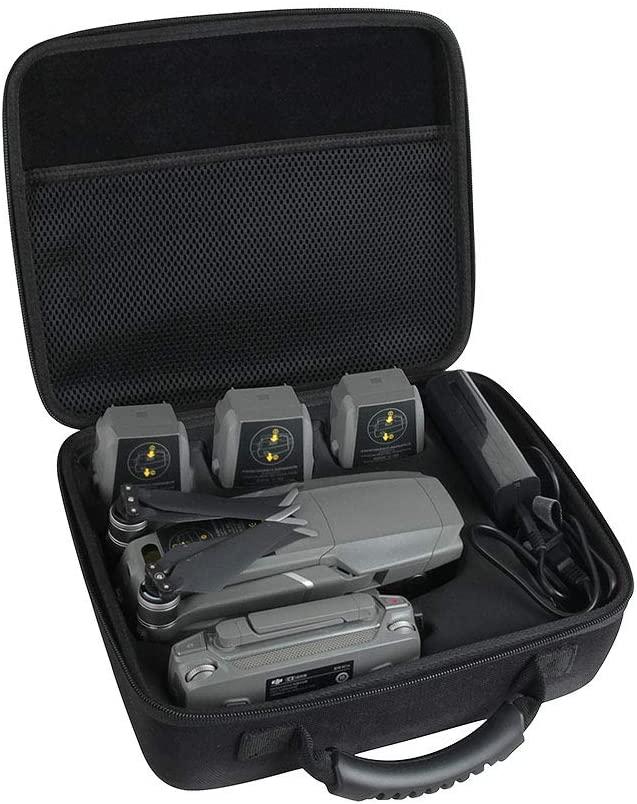 Hermitshell Hard Travel Case Fits DJI Mavic 2 Zoom /Pro Drone Quadcopter Fly More Kit Combo Bundle $12.53