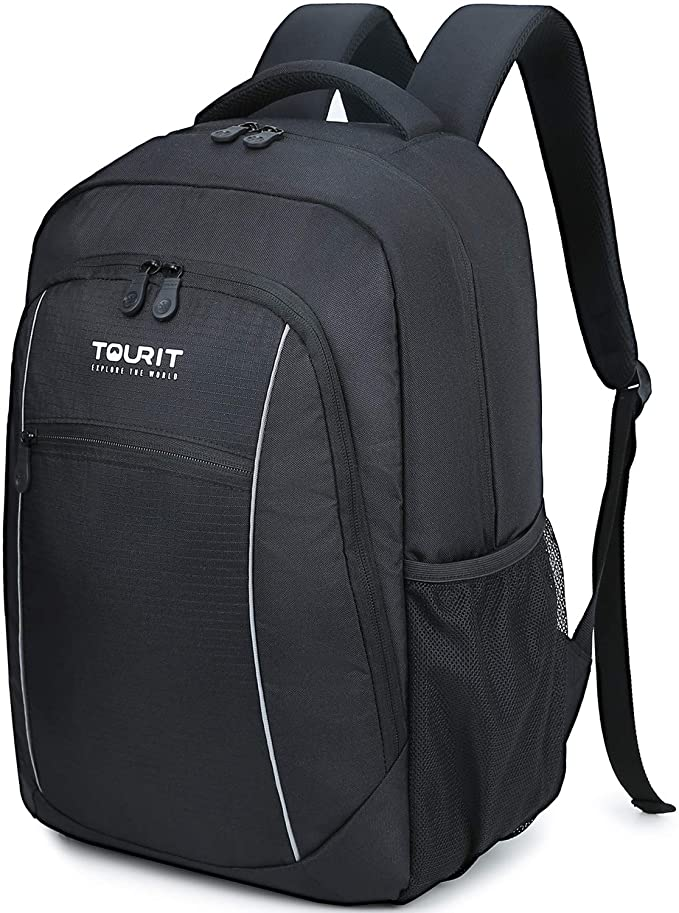 TOURIT Insulated Cooler Backpack Lightweight Backpack $17.99+ Free Shipping