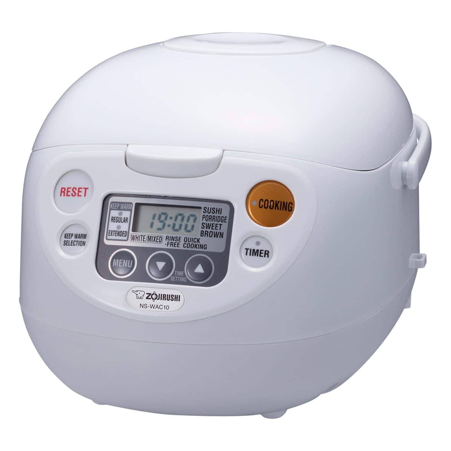 Zojirushi Rice Cooker & Warmer (Ns-wpc10 5.5 Cups) $103.99 and free shipping + Kohl's