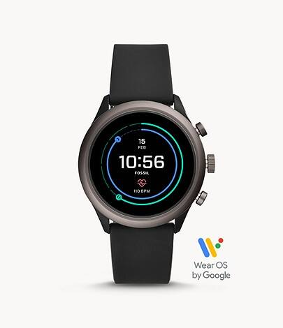 Fossil Sport and Gen4 30% off
