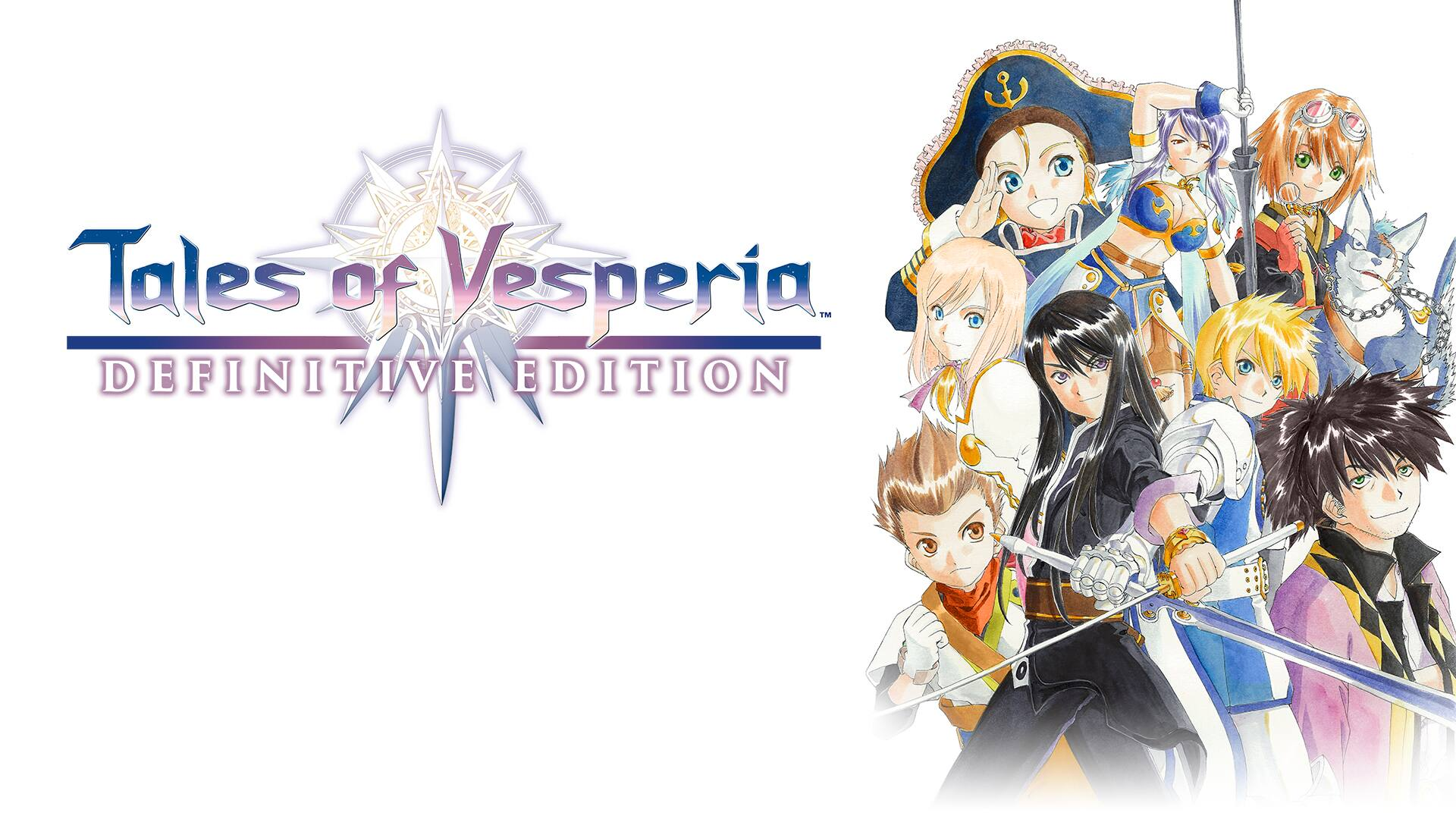 Tales of Vesperia: Definitive Edition (Nintendo Switch Digital Download) $14.99 (70% off)
