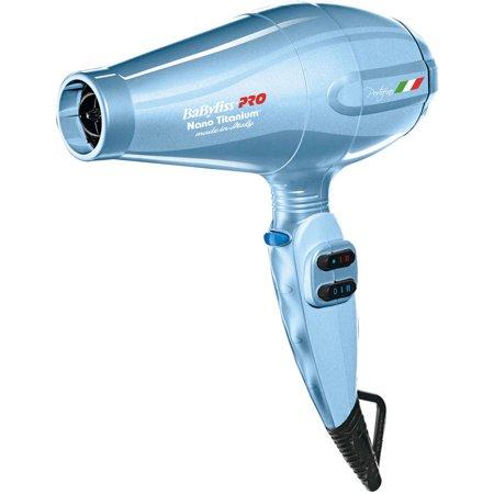 BaBylissPRO Nano Titanium Portofino Full-Size Hair Dryer ($77)