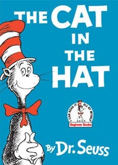 Dr Seuss, 5 books for $5.95 plus free shipping plus 2017 activity book, stickers