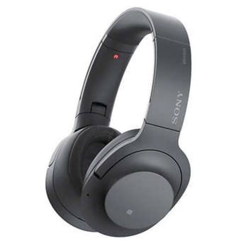 Sony WH-H900N Bluetooth Noise Canceling Headphones, Black $129.99