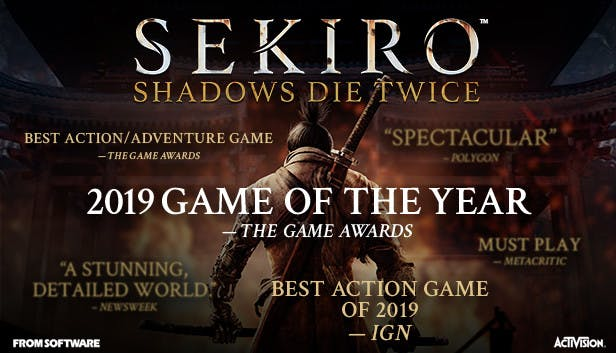 Humble Bundle: Sekiro PC download $38.99