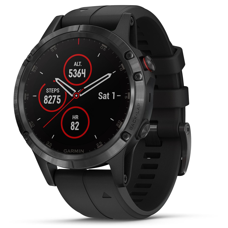 Garmin fēnix® 5 Plus Multisport GPS Watch $359