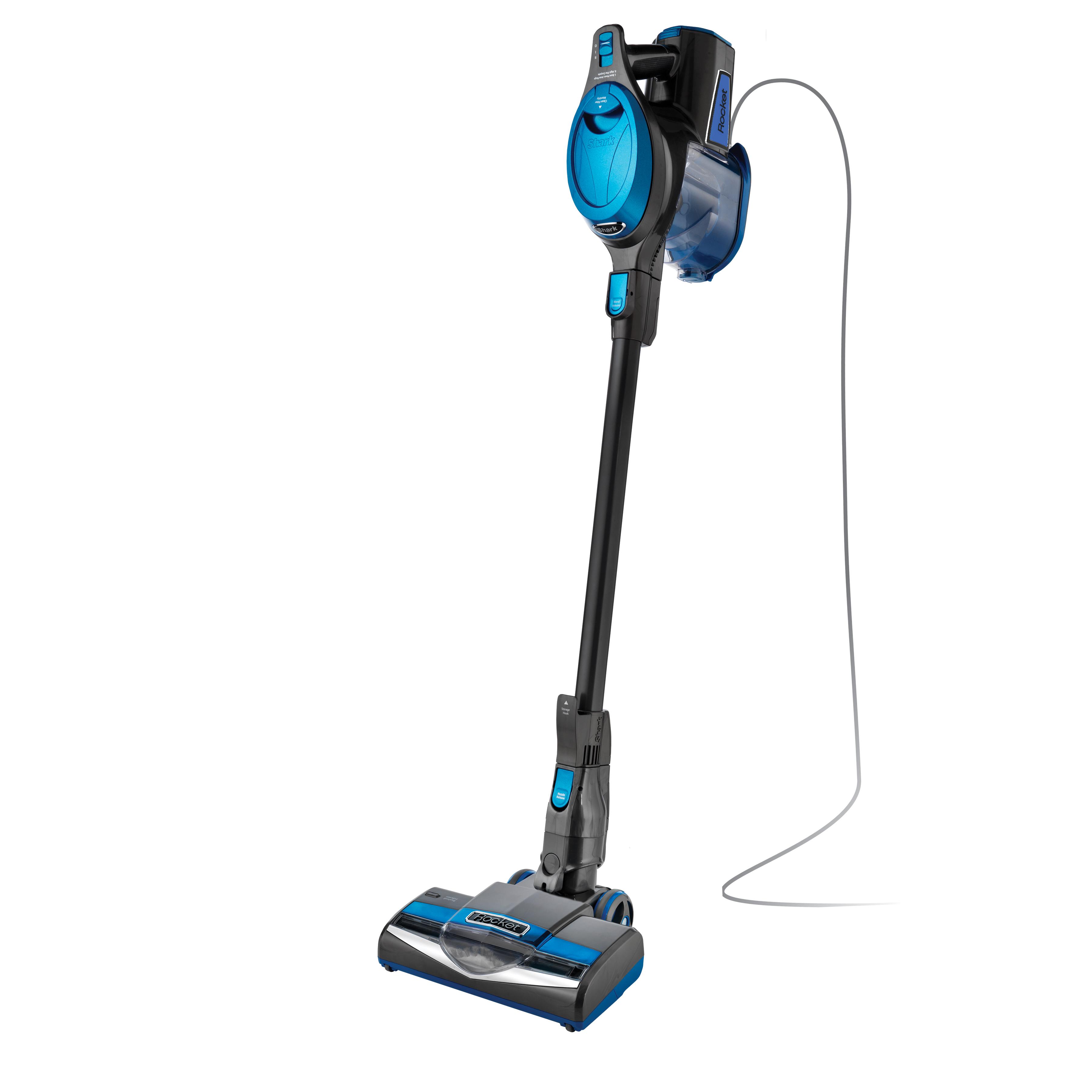 Shark® Rocket® Corded Stick Vacuum HV300 Blue color $128.99