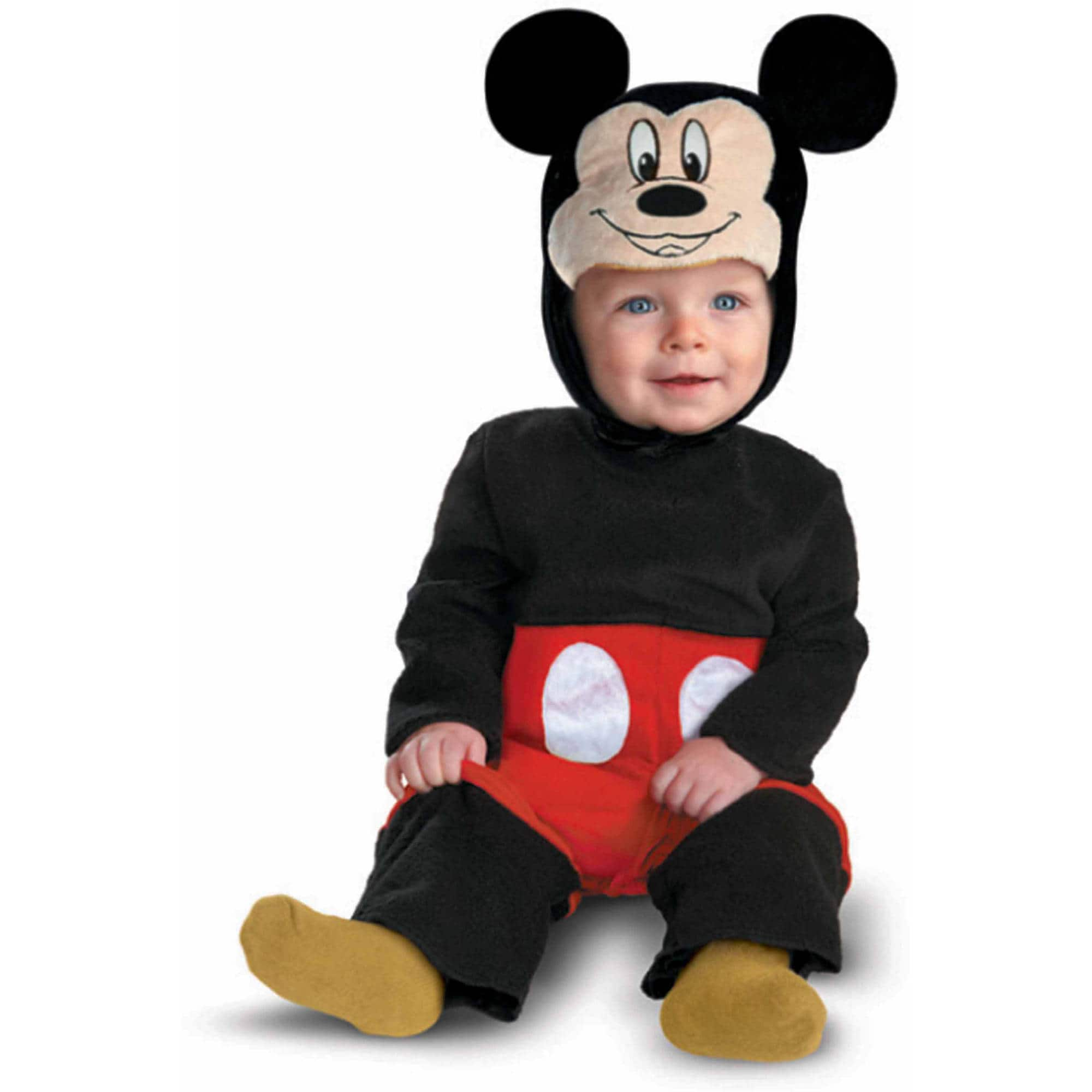 Disguise Disney Mickey Mouse Deluxe Infant Halloween Costume $14.99