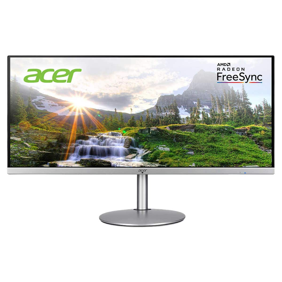 "Acer 34"" Class QHD IPS FreeSync Monitor $299.99"