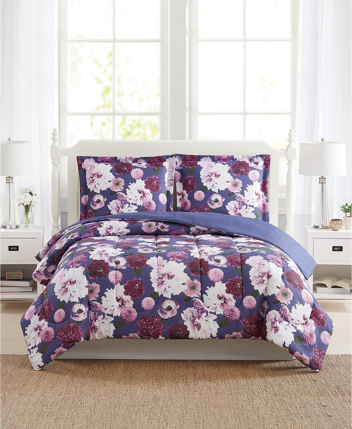 Pem America Twin or queen or king  2PC Comforter Set $19