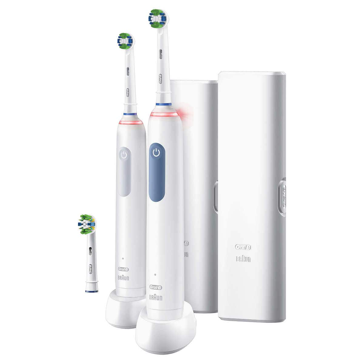 Oral-B Smart Clean 360 Rechargeable Toothbrushes, 2-Pack $65